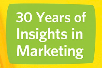 Infographic: 30 Years of Insights in Marketing