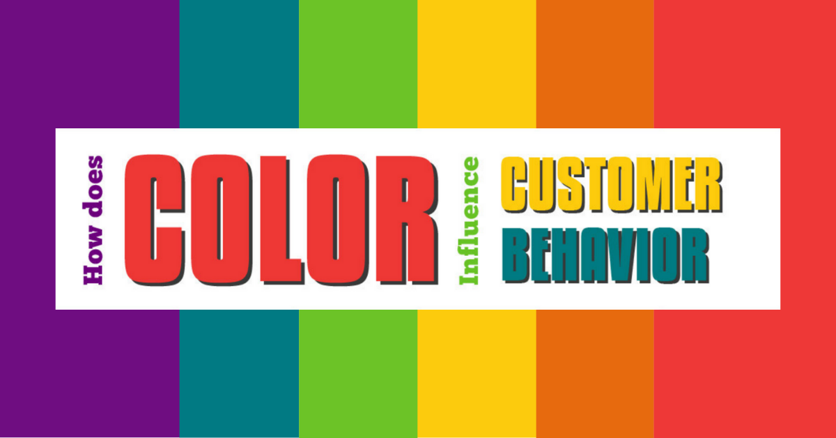 How Does Color Affect Consumer Behavior?