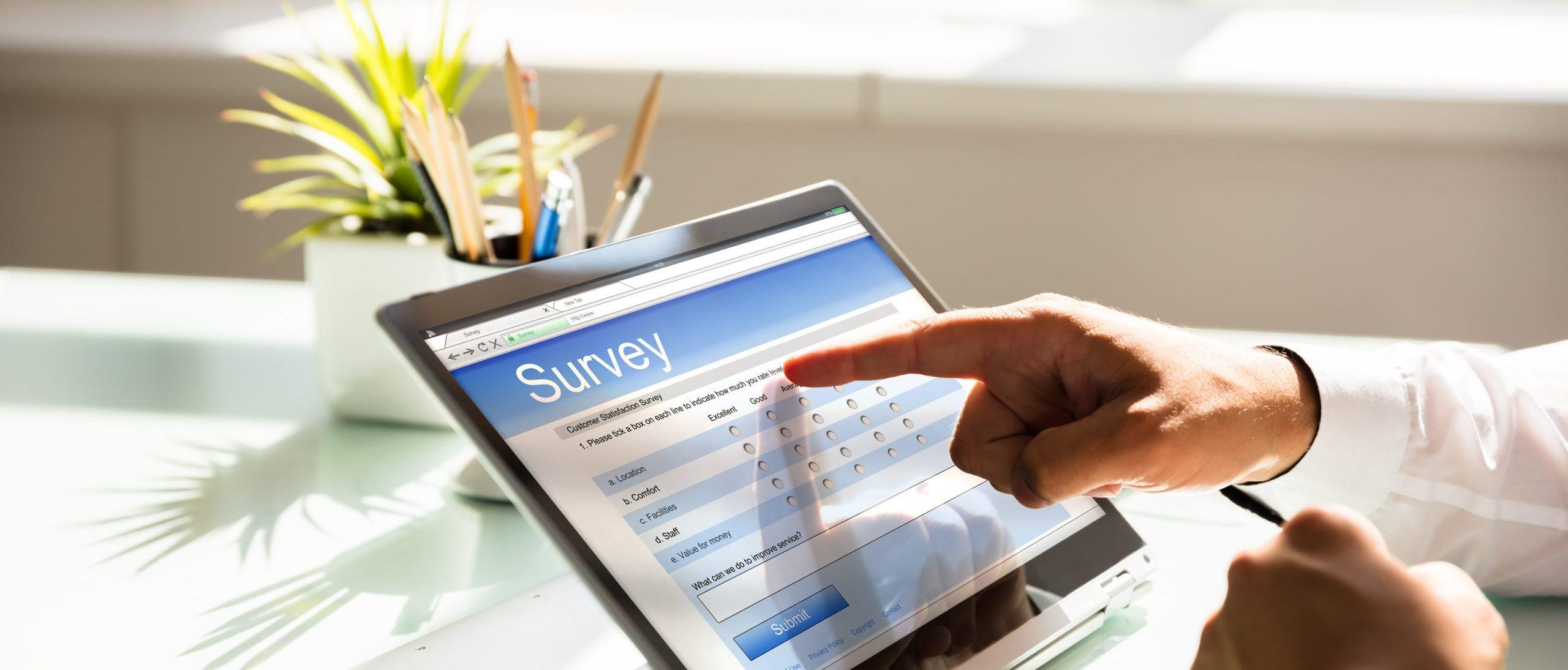5 Key Success Factors to Creating an Effective Survey