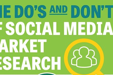 Social Media Market Research Do's and Don'ts