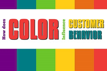 How Does Color Influence Consumer Behavior?